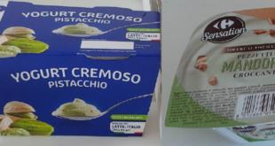 yogurt pistacchio Carrefour