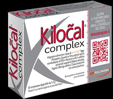 integratore alimentare kilocal complex