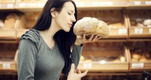 aroma pane annusare cibo olfatto