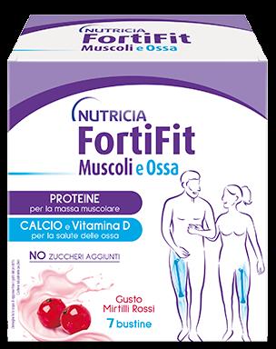 integratore fortifit muscoli ossa