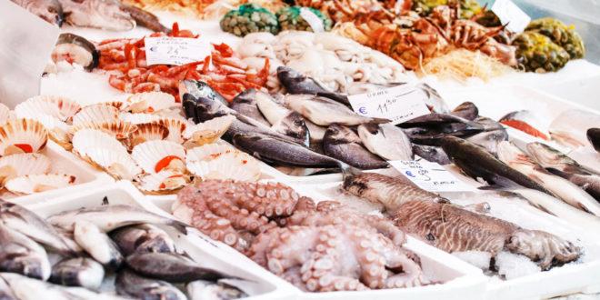 Pesce: tutte le indicazioni che devono essere presenti sulle etichette in pescheria, al supermercato e al ristorante