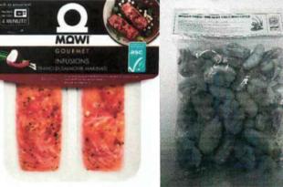 tranci salmone mowi cosce rana