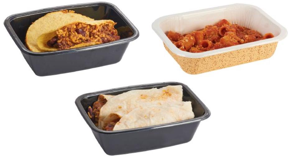 esselunga tacos burritos mezzi rigatoni