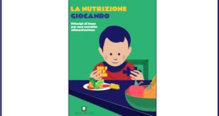 nutrizione giocando ministero salute ebook